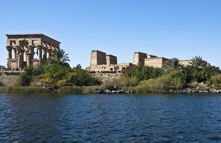 Aswan Philae Temple, Egypt