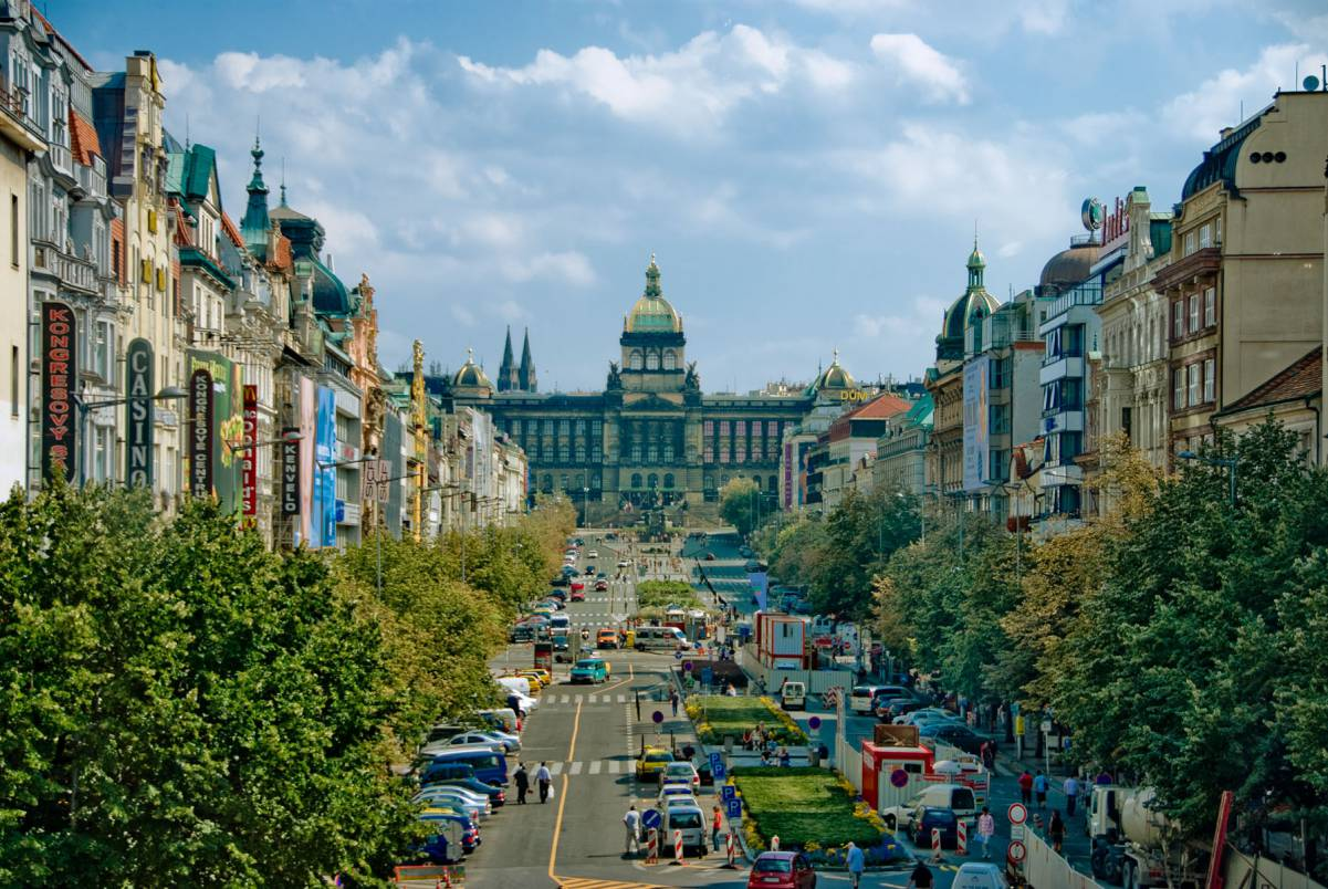 72 hours in Prague - Where Would You Go