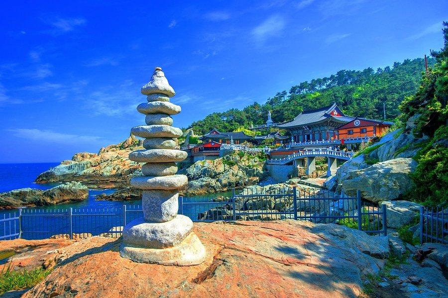 Haedong Yonggung Temple, Busan