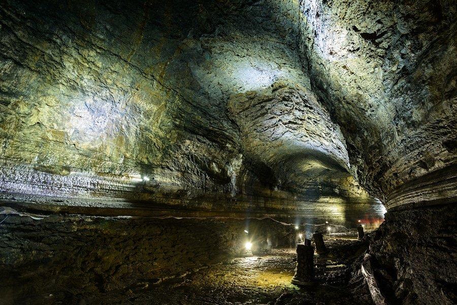 Manjanggul Cave, Jeju Island
