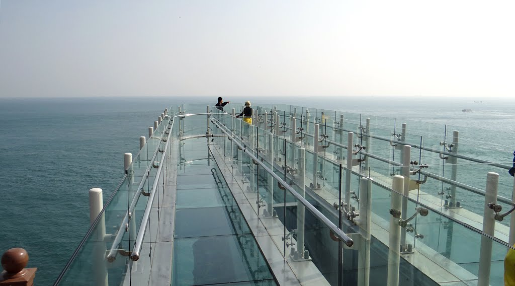 Sky Walk Boards : Days in busan and jeju island where would you go