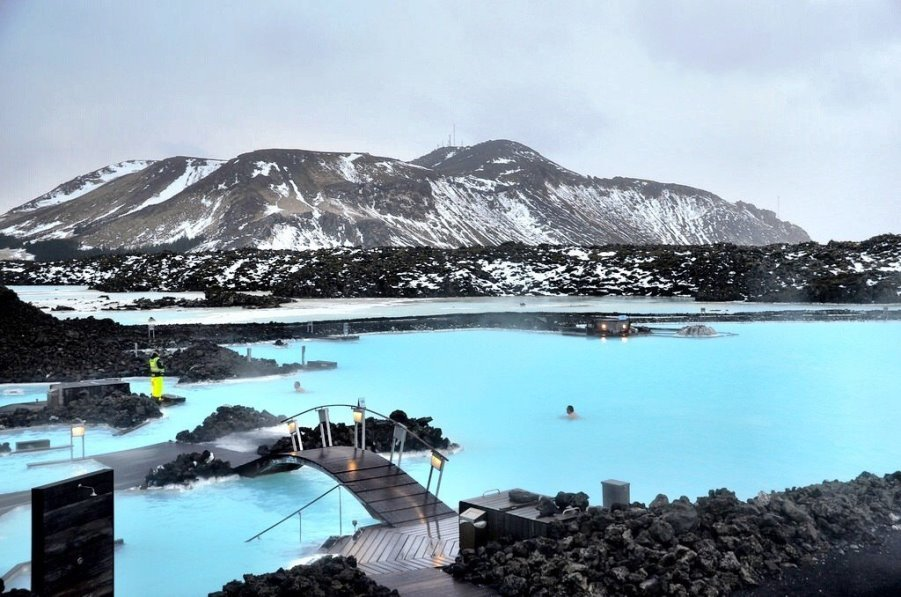 The land of fire and ice 5 days in iceland where would for Where is the blue lagoon located in iceland