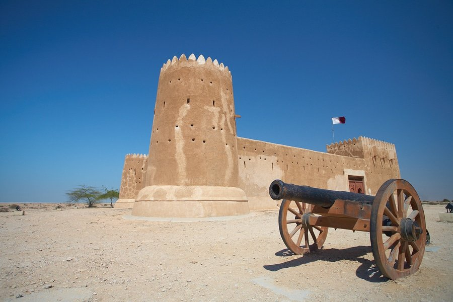 Fort Al Zubarah, Doha, Qatar