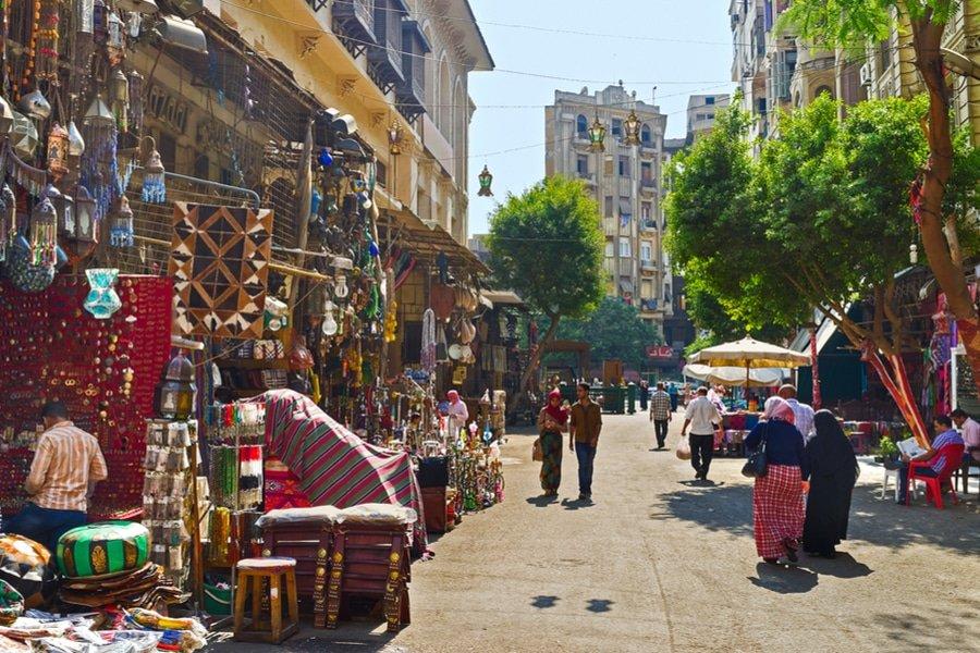 Khan El-Khalili, Cairo, Egypt