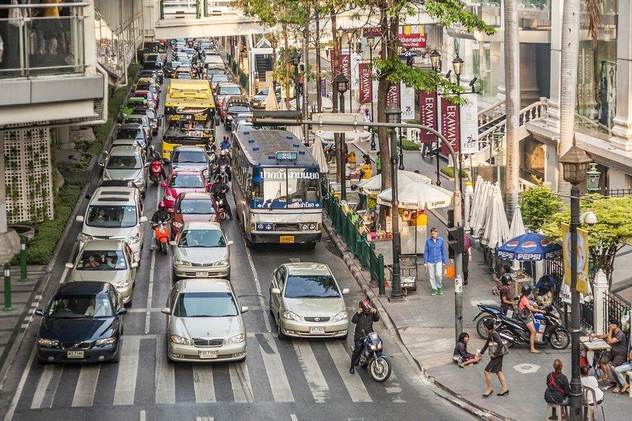 Three days in Bangkok