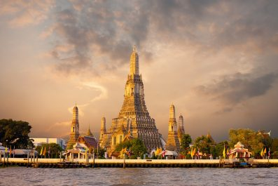 Wat Arun Temple of Dawn, Bangkok