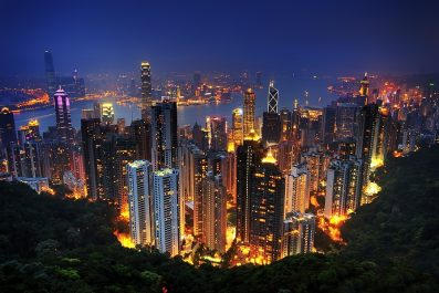 Hong Kong Night Views