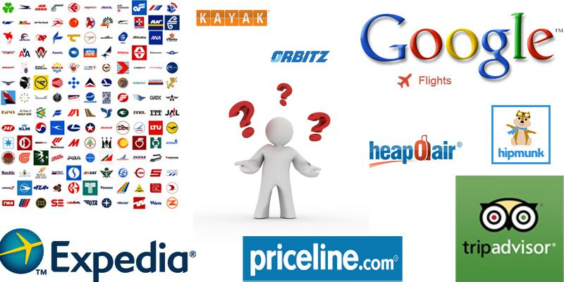 Where do you find the best prices on airfare