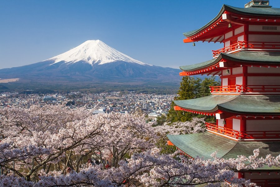 Explore Japan in seven days