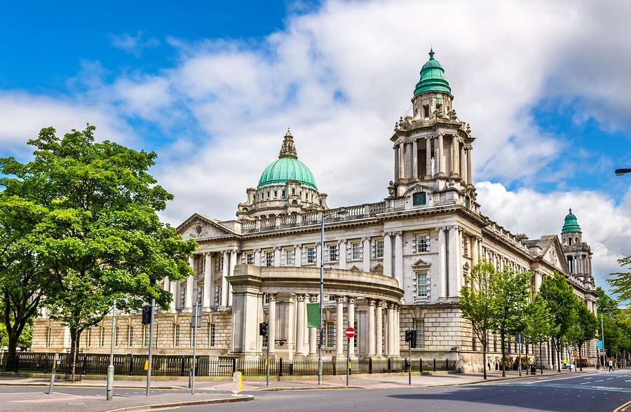 Belfast City Hall - Northern Ireland, United Kingdom