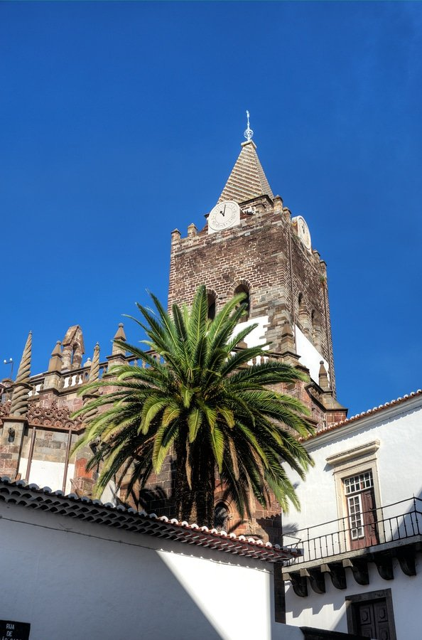 Se Cathedral, Funchal, Madeira, Portugal