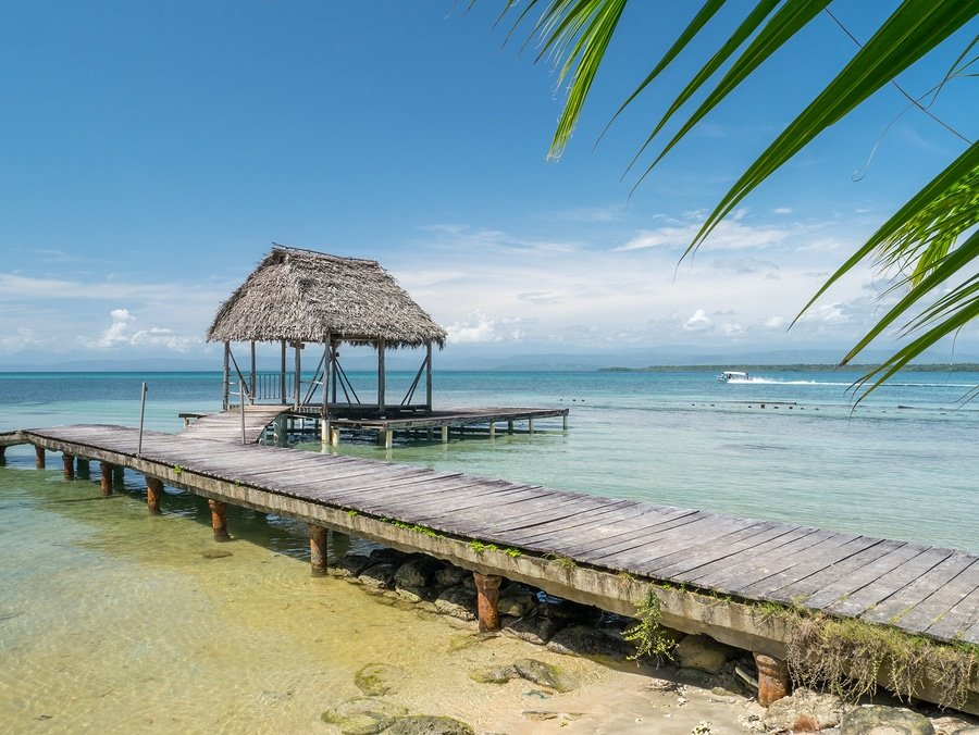 The beaches in Bocas del Toro, Panama could be the best part of your trip to Panama