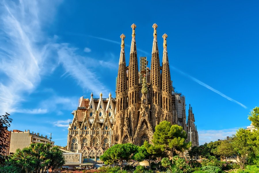 Cathedral of La Sagrada Familia