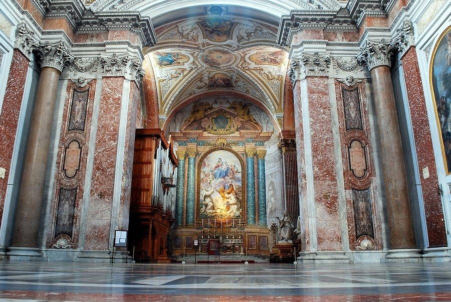Santa Maria degli Angeli e dei Martiri, Rome, Italy