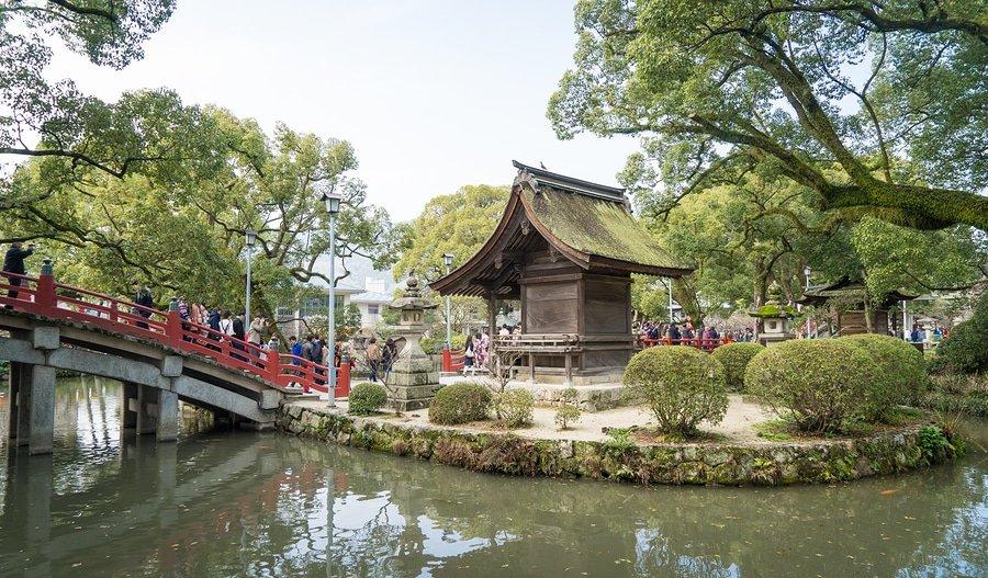 Dazaifu Tenman-gū, Japan