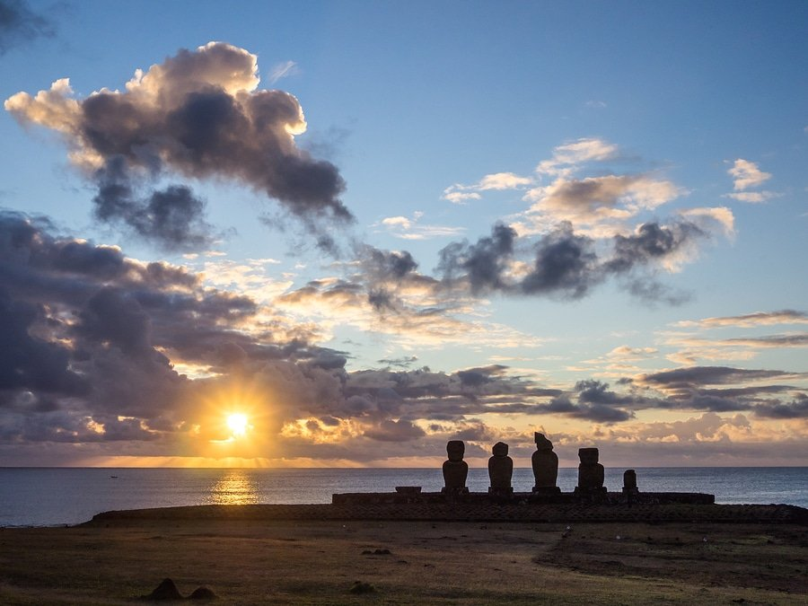 Chile and Easter Island in two weeks