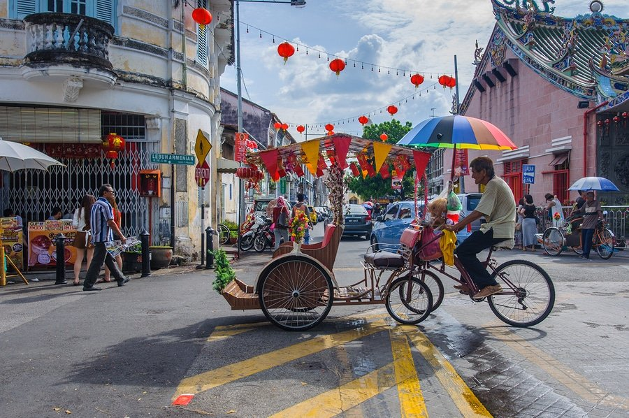 A short trip to Penang, Malaysia