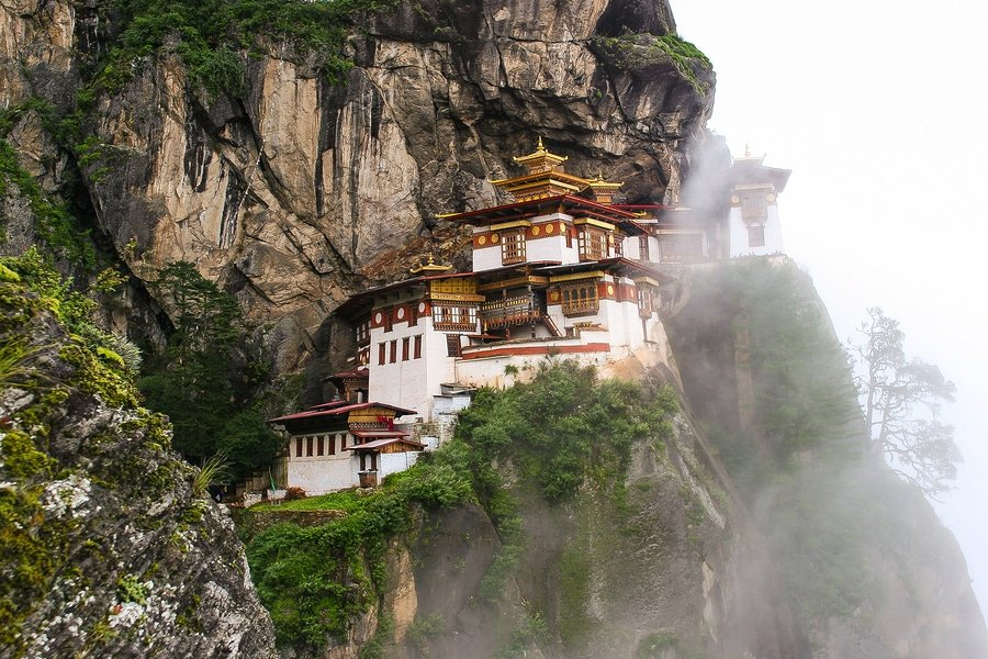 Out of this world views in the Kingdom of Bhutan