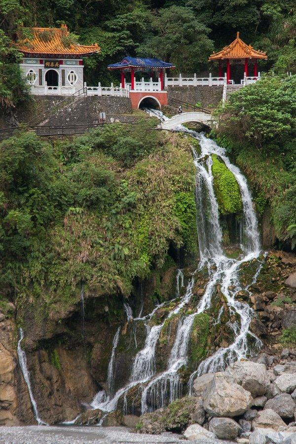 Taroko National Park in Hualien, Taiwan