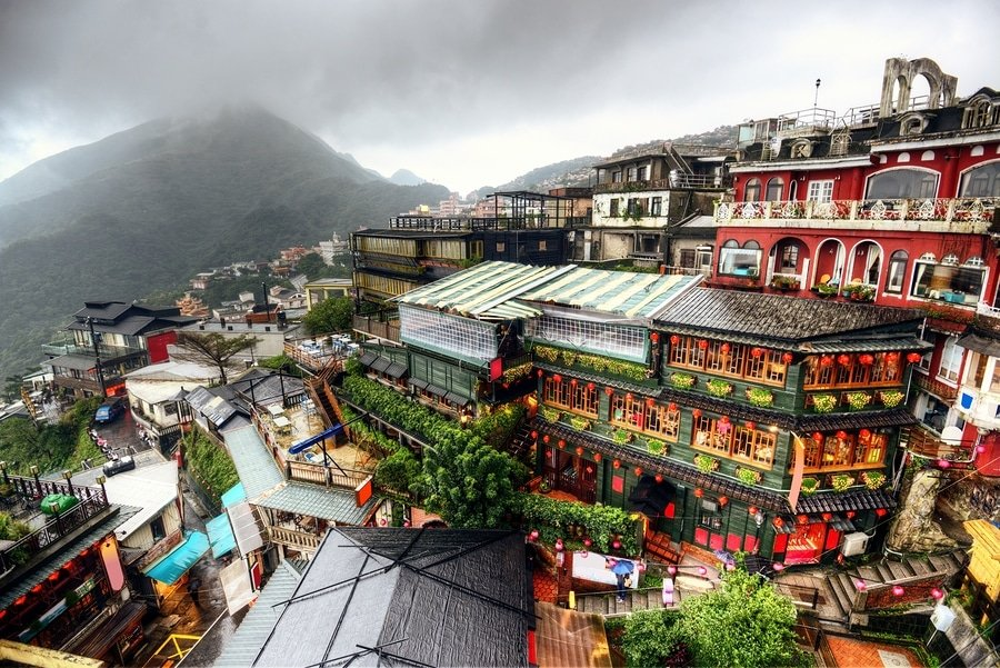 Jiufen, Taiwan's little secret