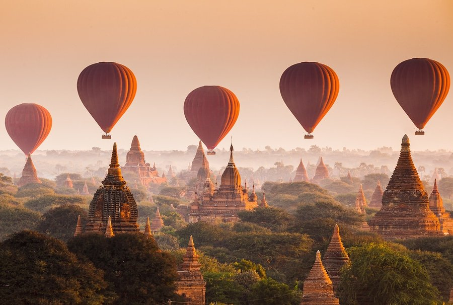 A taste of Myanmar in 5 days