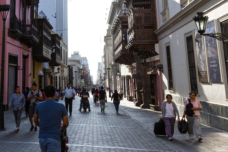 Get to know Lima, Peru