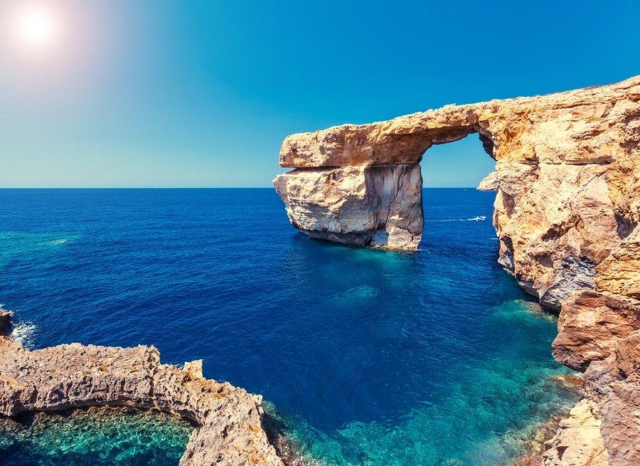 The Azure Window, Gozo, Malta