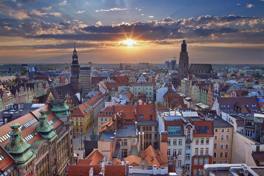 3 Days in Wrocław, Poland