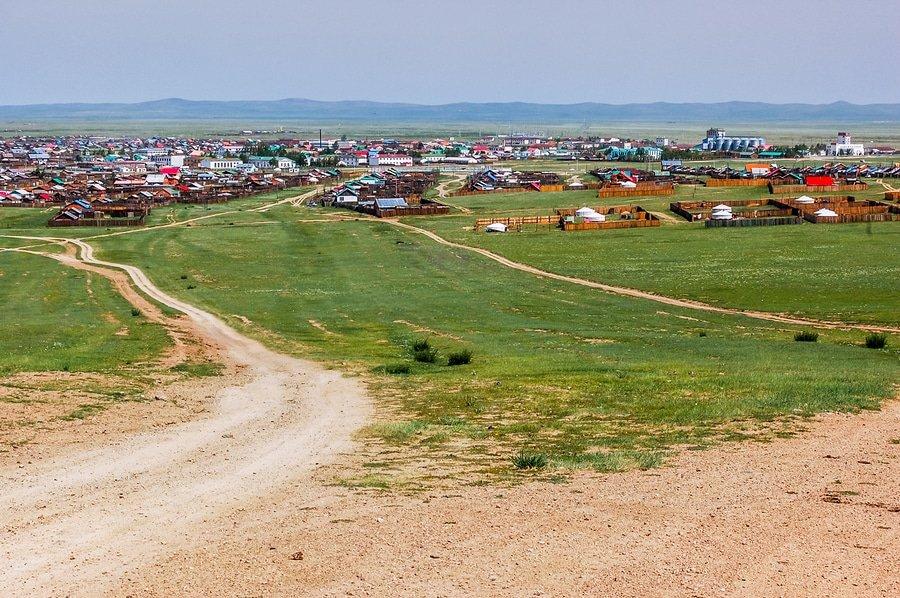 Kharkhorin, Central Mongolia
