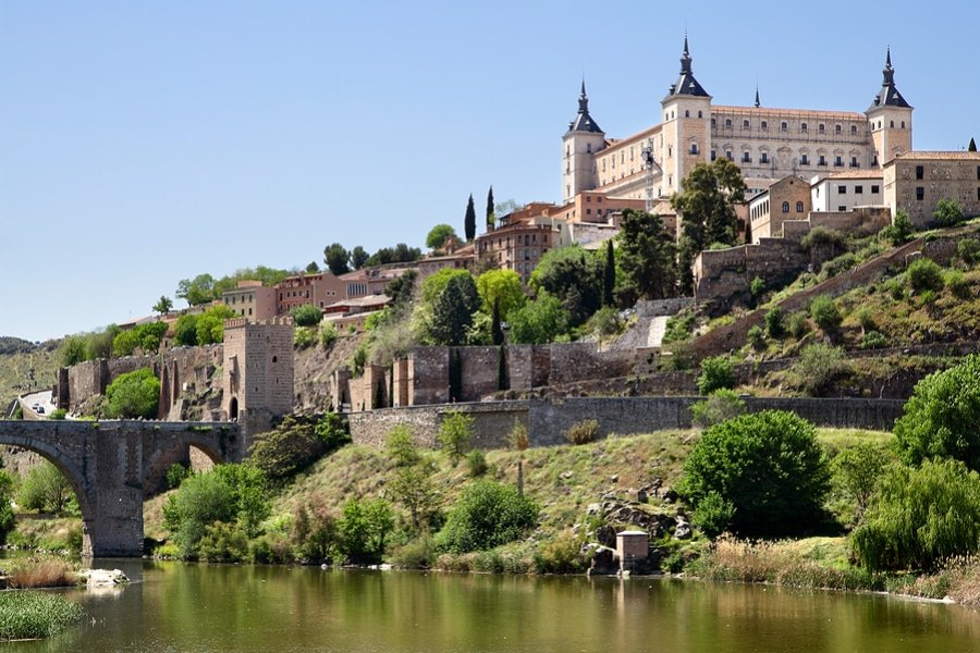 Alcázar de Toledo, Toledo, Spain
