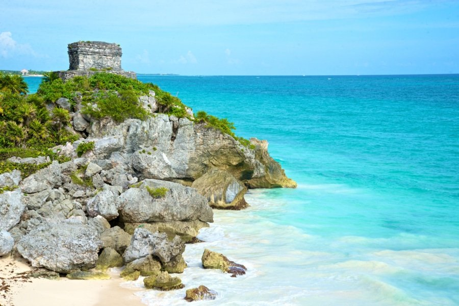 For most people, Cancun is associated only with its beaches but Cancun happens to be rich in history and ruins (onyzhao120/Shutterstock.com)