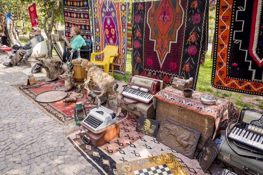 Georgia Tbilisi Flea Market Stock Photos Georgia Tbilisi: Spend 3 Days In Tbilisi, The Capital Of Georgia