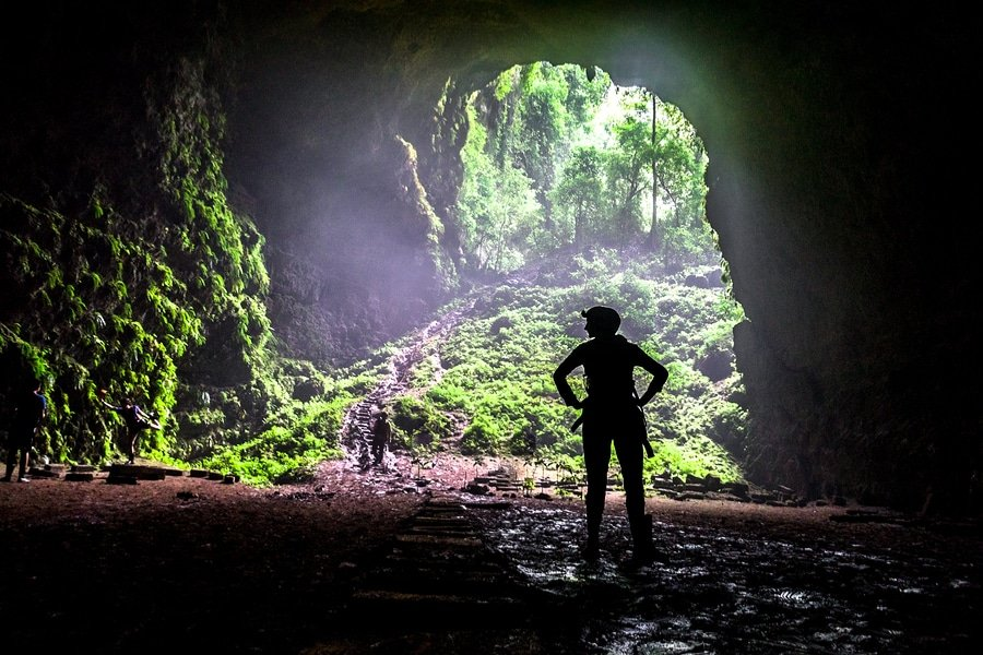 Goa Jomblang Cave, Indonesia