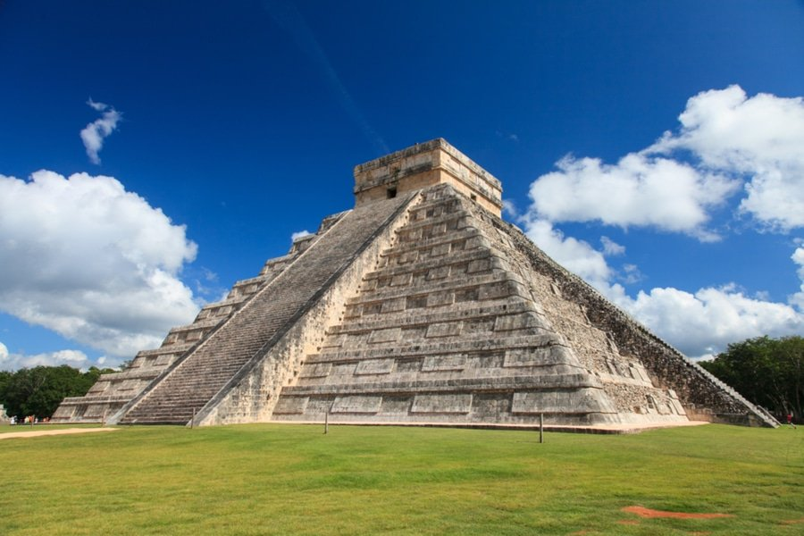Chichen Itza Without Tour