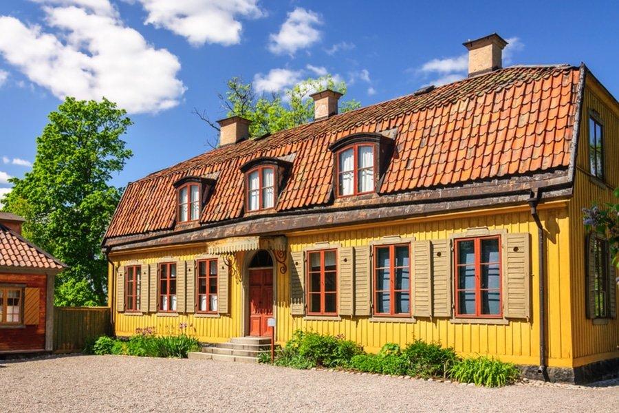 Skansen museum, Stockholm, Sweden
