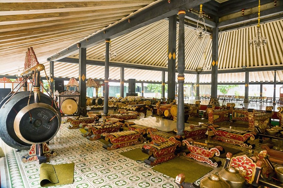 Kraton of Yogyakarta, Indonesia