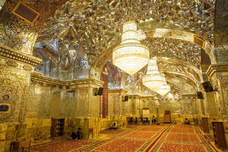 Aramgah-e Shah-e Cheragh, Shiraz, Iran