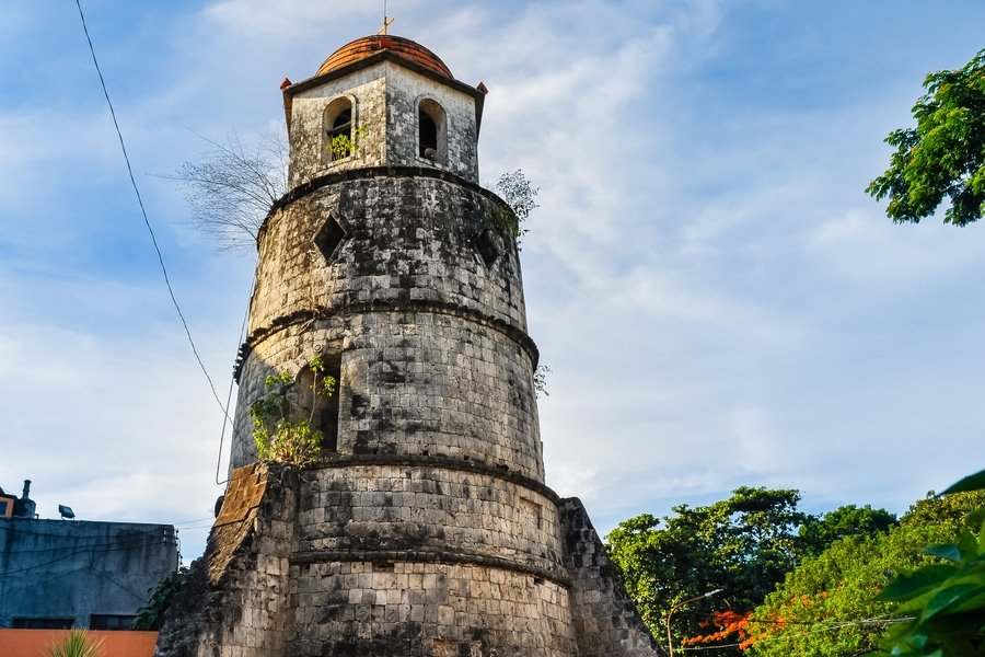 Belfry clock tower, Dumaguete, Philippines