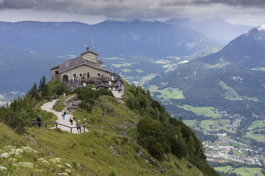 Berchtesgaden and Eagle's Nest, Germany