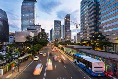 Business district, Jakarta, Indonesia