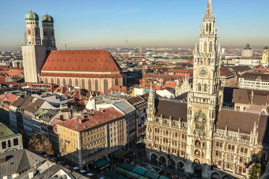 3 Days in Munich, Germany
