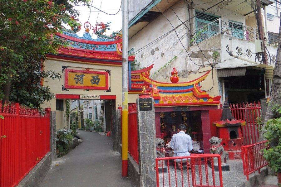 Glodok, Chinatown, Jakarta, Indonesia