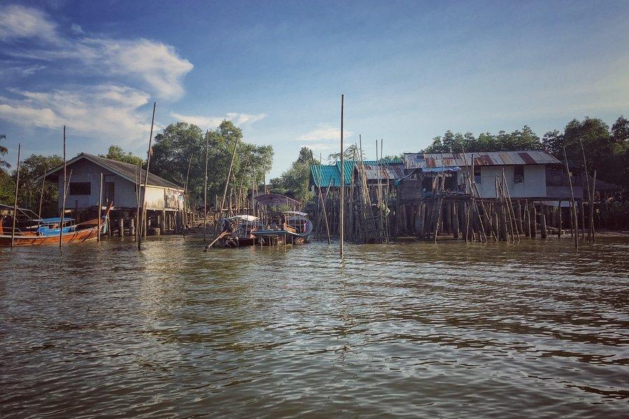 Koh Klang, Krabi, Thailand