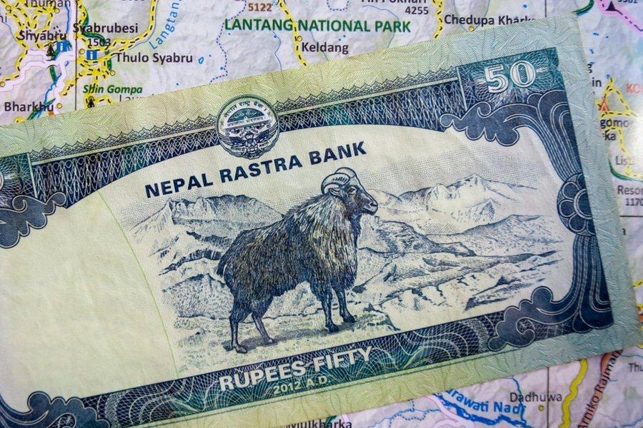 A Nepali Rupee