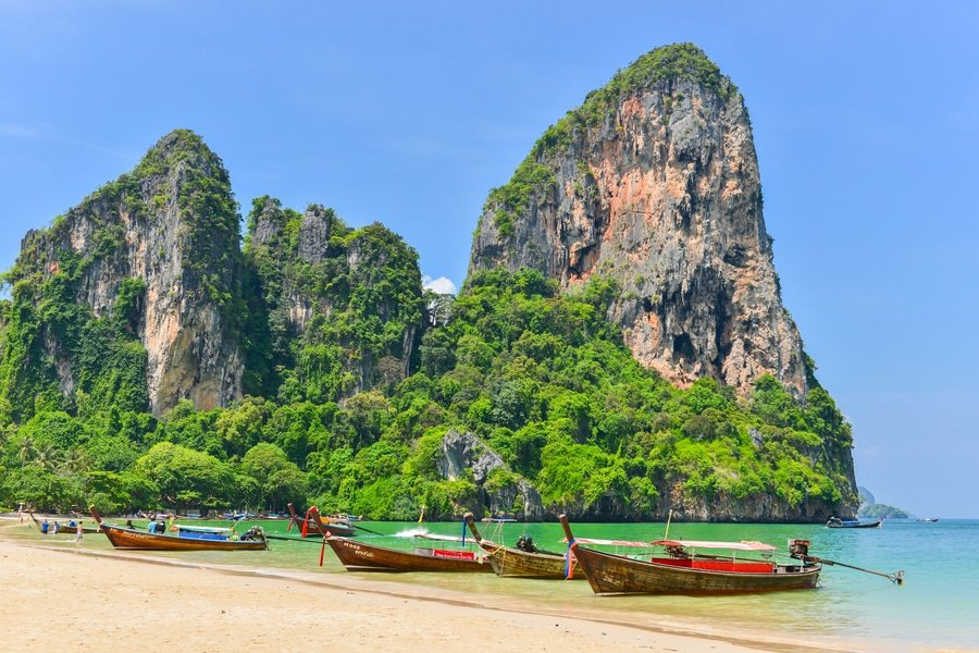 Off the beaten path in Krabi, Thailand