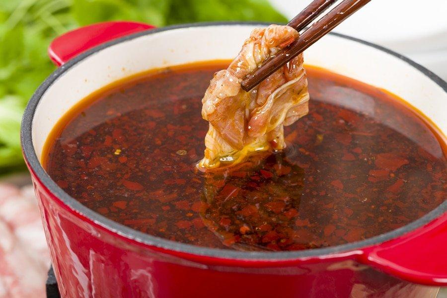 Szechuan Hot Pot