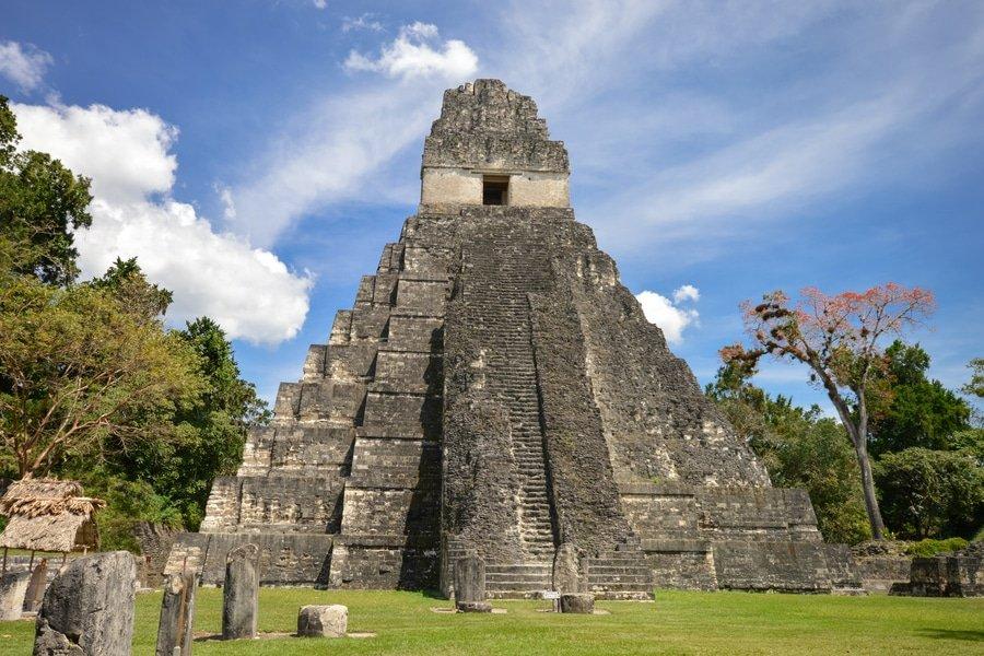 Temple I, Tikal National Park, Guatemala