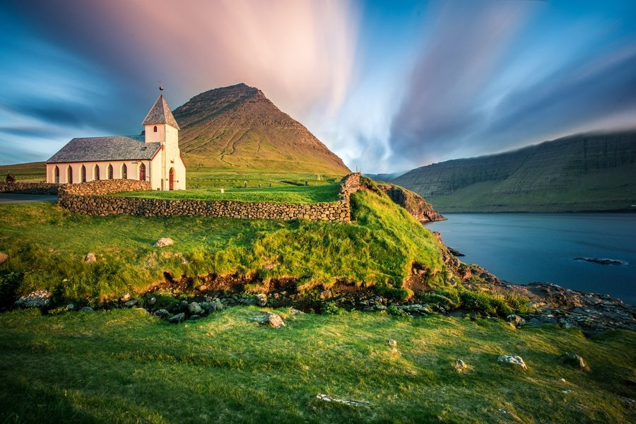 Vidareidi church, Faroe Islands