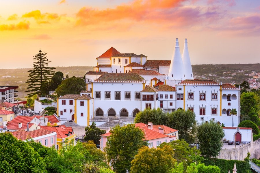 24 Hours in Sintra, Portugal – a great add-on to any trip to Lisbon
