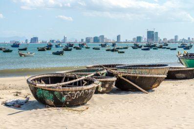 Danang beach, Vietnam